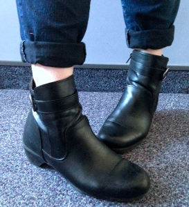 Fancy a cuff and boot?