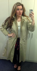 The Beige Trench has finally made the blog.